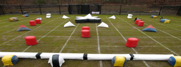 ABC Paintball Speedball Field